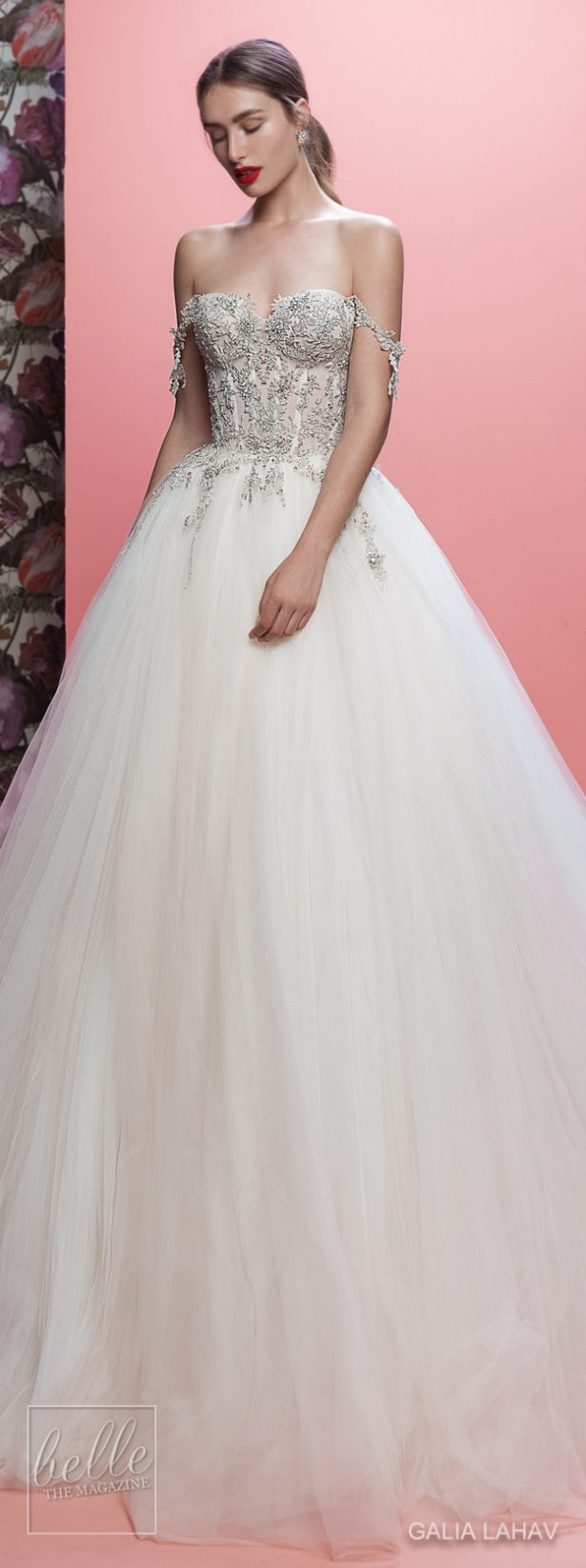 Wedding Dresses By Galia Lahav Couture Bridal Spring 2019 Collection- Queen of Hearts - Mia