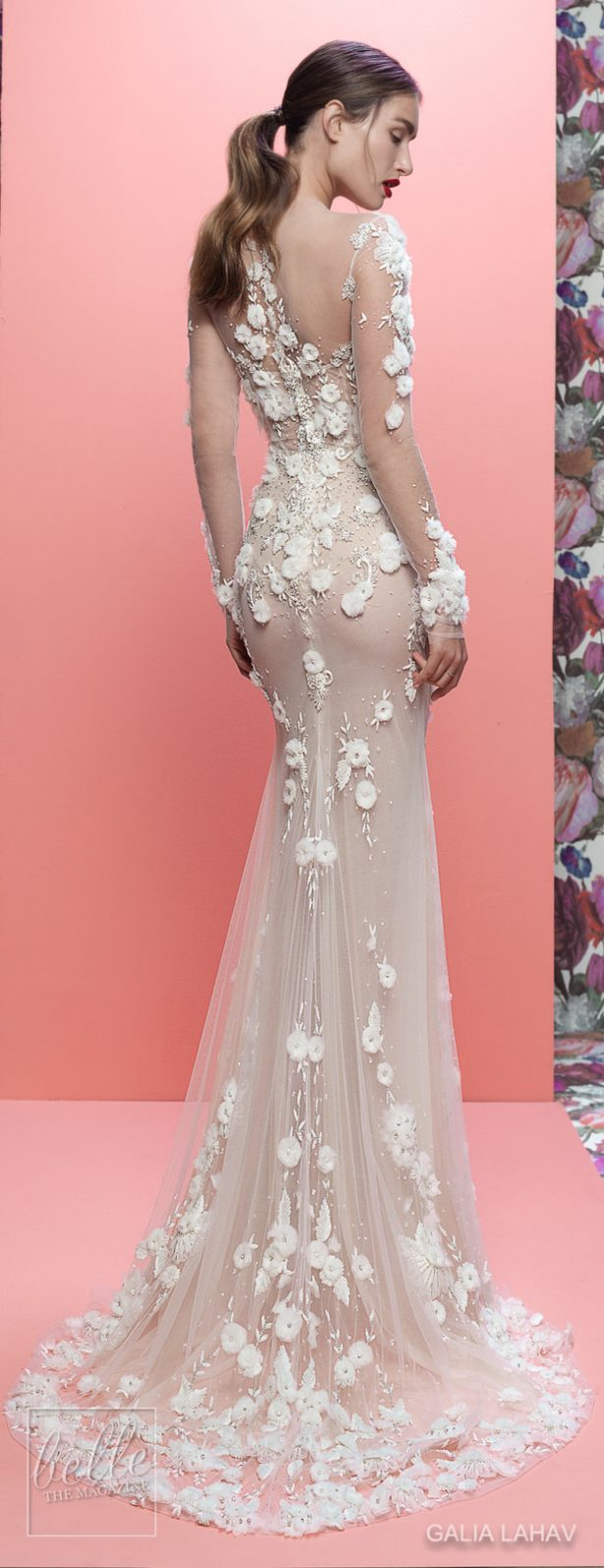 Wedding Dresses By Galia Lahav Couture Bridal Spring 2019 Collection- Queen of Hearts - Thea