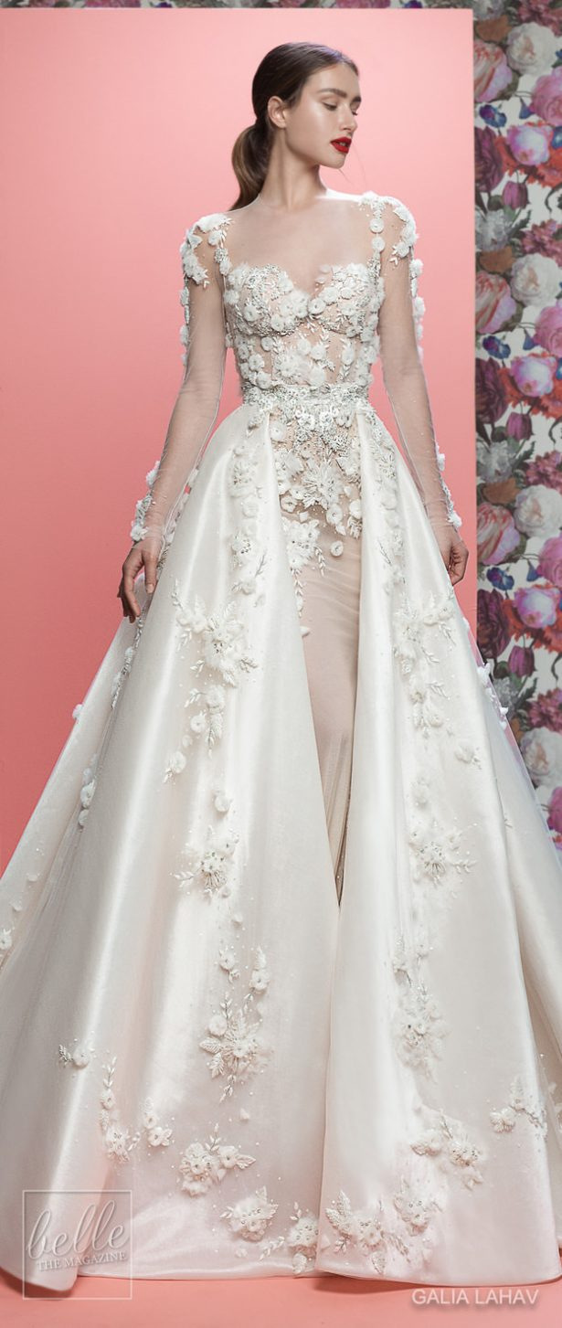 Galia Lahav Couture Bridal Spring 2019 Collection: Queen ...