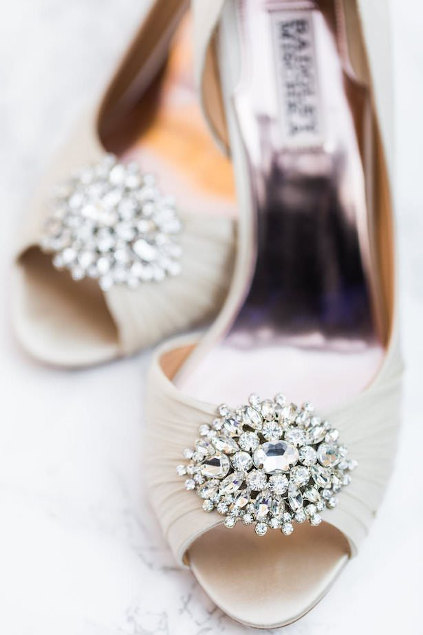 Wedding Shoes - Lieb Photographic