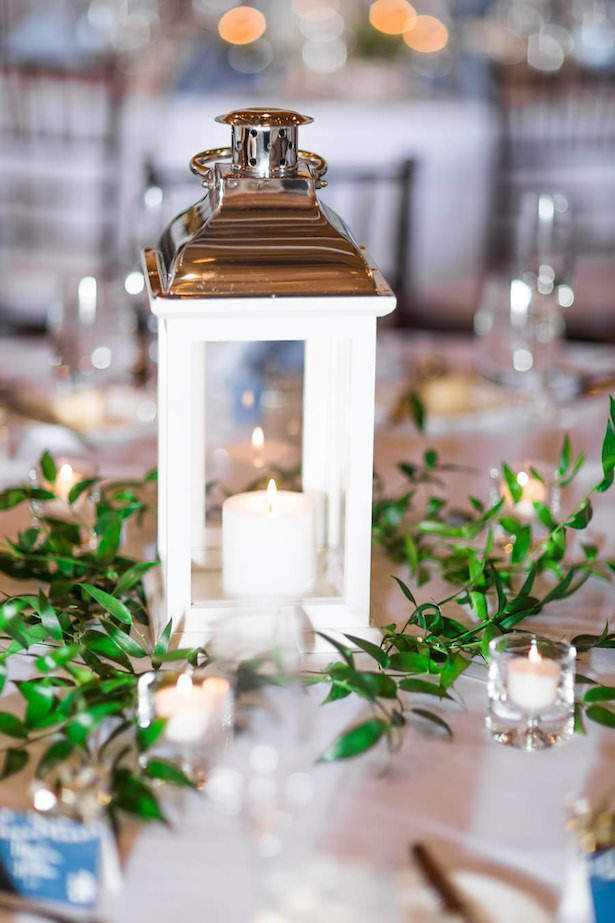 Wedding Lantern centerpiece - Lieb Photographic