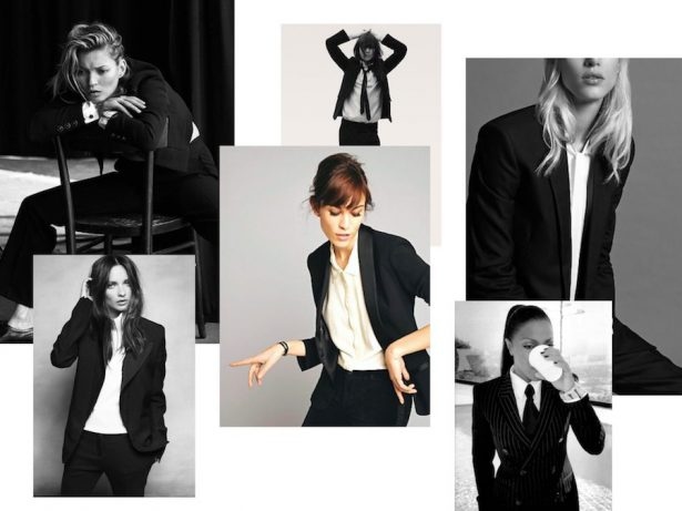 For the Girl Who Doesn't Want a Dress: Wedding Tuxedos by The Black Tux
