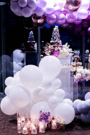 Wedding balloon ideas - Sweet Event Styling by Thanh