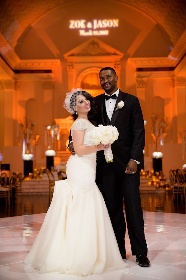 Elegant wedding reception - Photo: Hollywood Pro Weddings