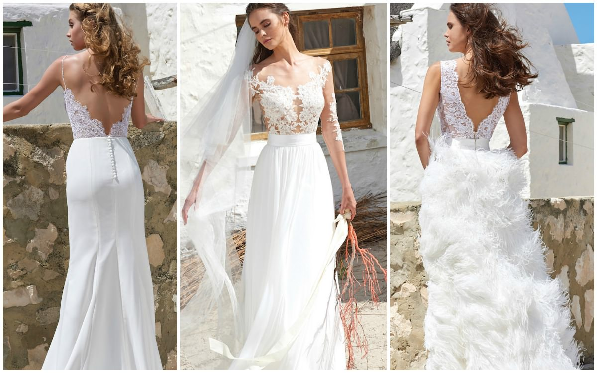 Wedding Dresses 2019 Ireland: Elbeth Gillis 2019 Wedding Dresses: Arniston Blue Bridal