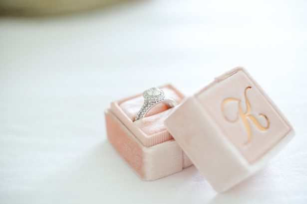Engagement Ring and ring box - Lifelong Photography Studio