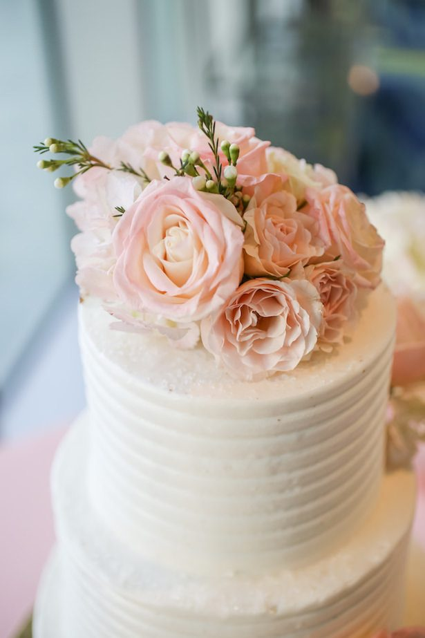 Floral Wedding cake - Lifelong Photography Studio