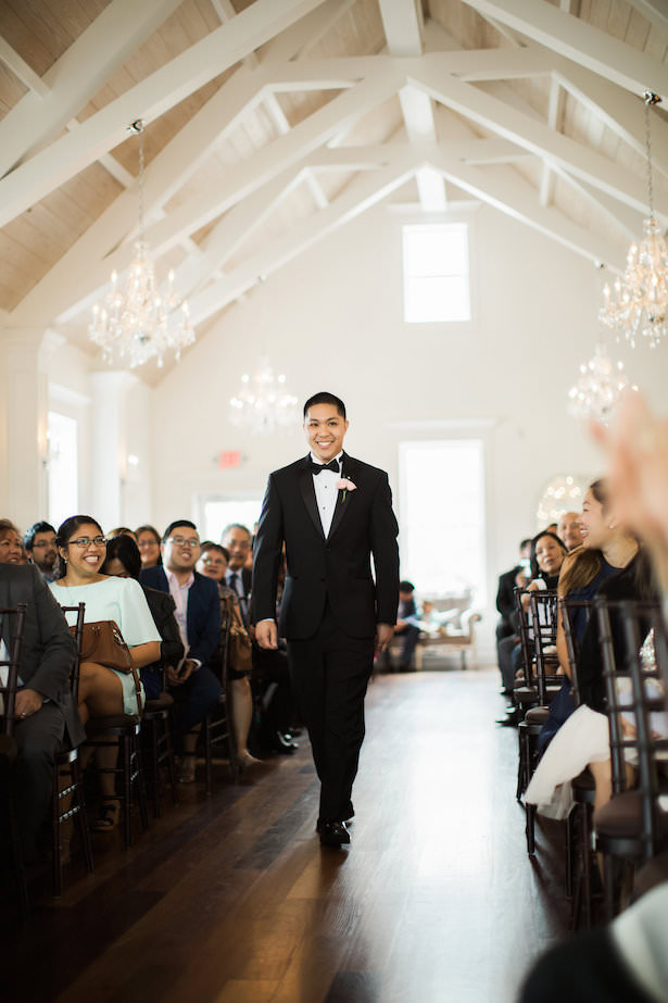Groom black Tuxedo - Brooke Images