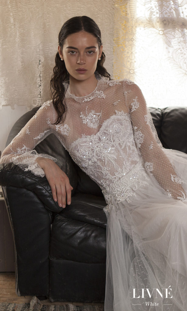 Livné White 2019 Wedding Dress - Eden Bridal Collection