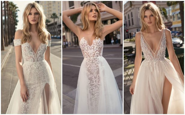 MUSE By BERTA Spring 2019 Wedding Dresses: City Of Angels
