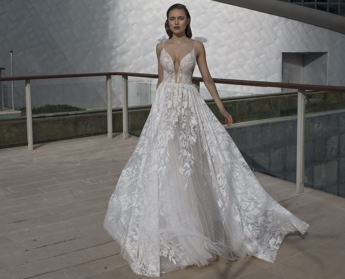 NOYA By Riki Dalal Wedding Dresses Spring 2019: Forever