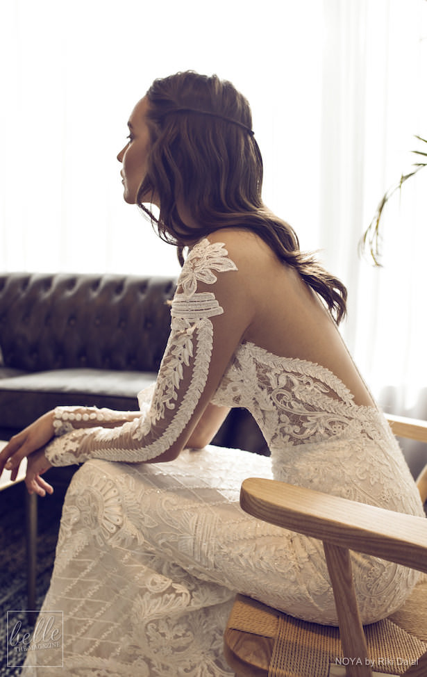 NOYA By Riki Dalal Wedding Dress Spring 2019 : Forever Bridal Collection - MOLLY