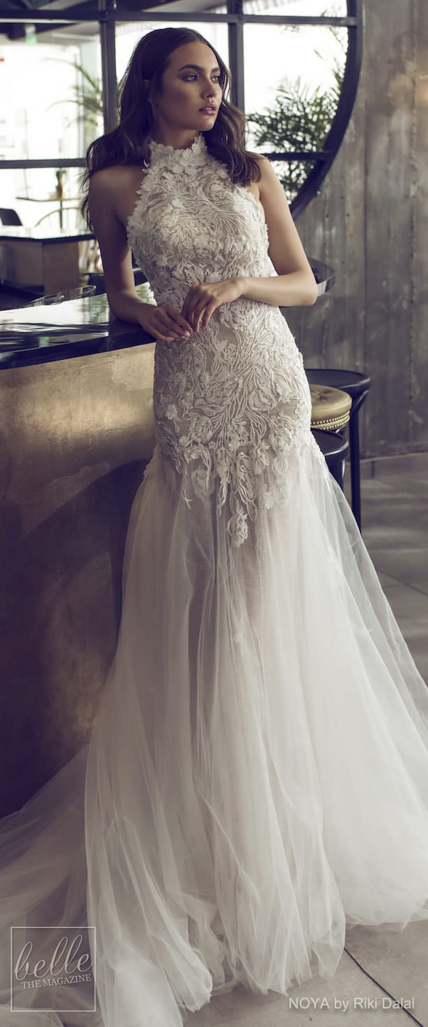 NOYA By Riki Dalal Wedding Dress Spring 2019 : Forever Bridal Collection - ELEANOR