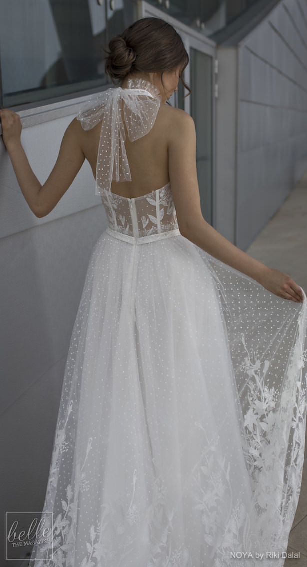 NOYA By Riki Dalal Wedding Dress Spring 2019 : Forever Bridal Collection - CHARLOTTE