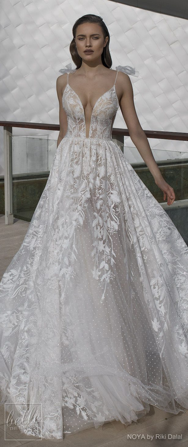 NOYA By Riki Dalal Wedding Dress Spring 2019 : Forever Bridal Collection - SCARLETT