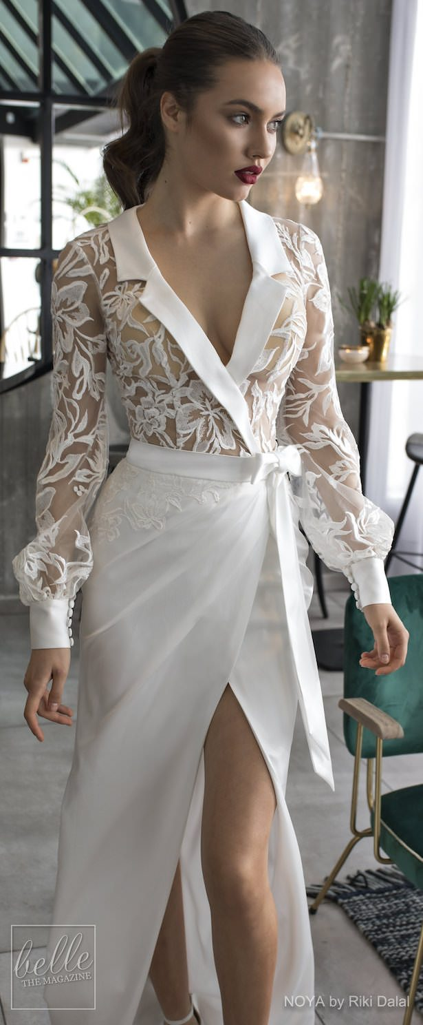 NOYA By Riki Dalal Wedding Dress Spring 2019 : Forever Bridal Collection - MIA