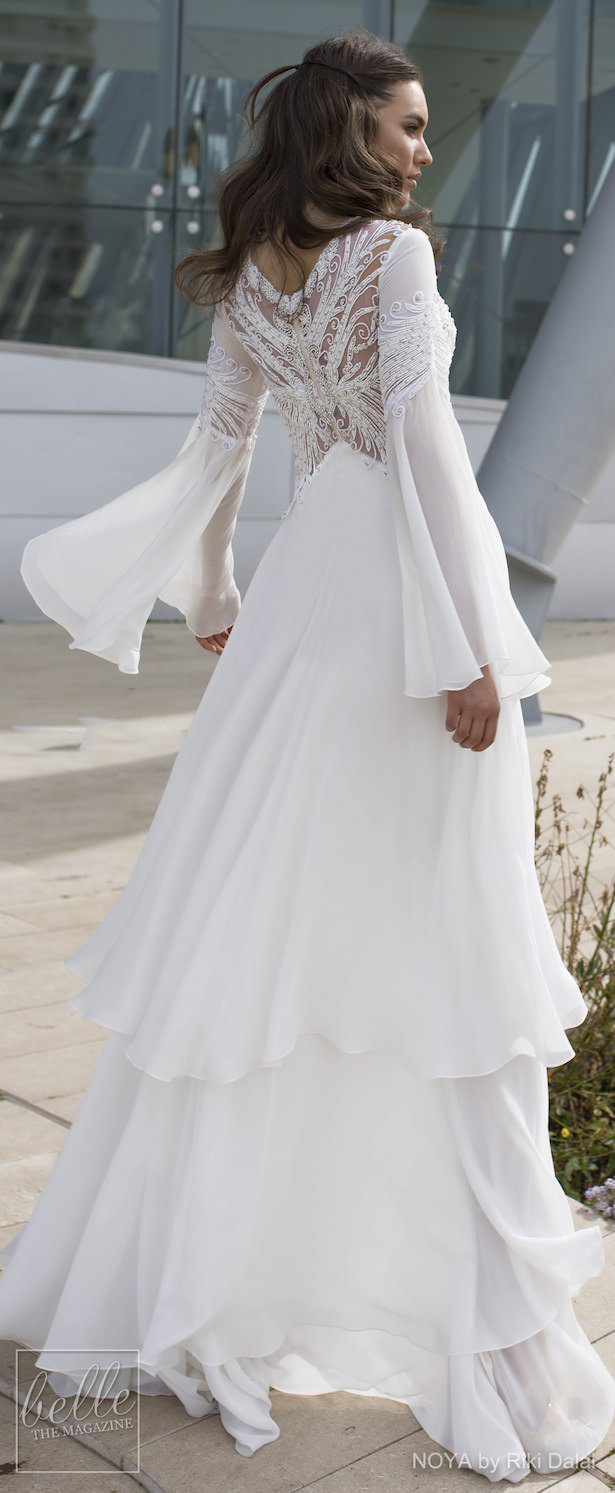NOYA By Riki Dalal Wedding Dress Spring 2019 : Forever Bridal Collection - BELLA