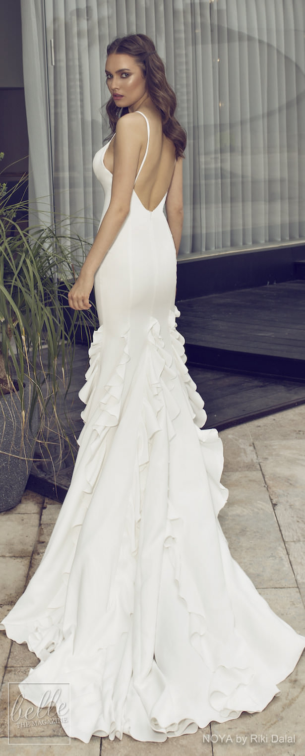 NOYA By Riki Dalal Wedding Dress Spring 2019 : Forever Bridal Collection - FRANCESCA