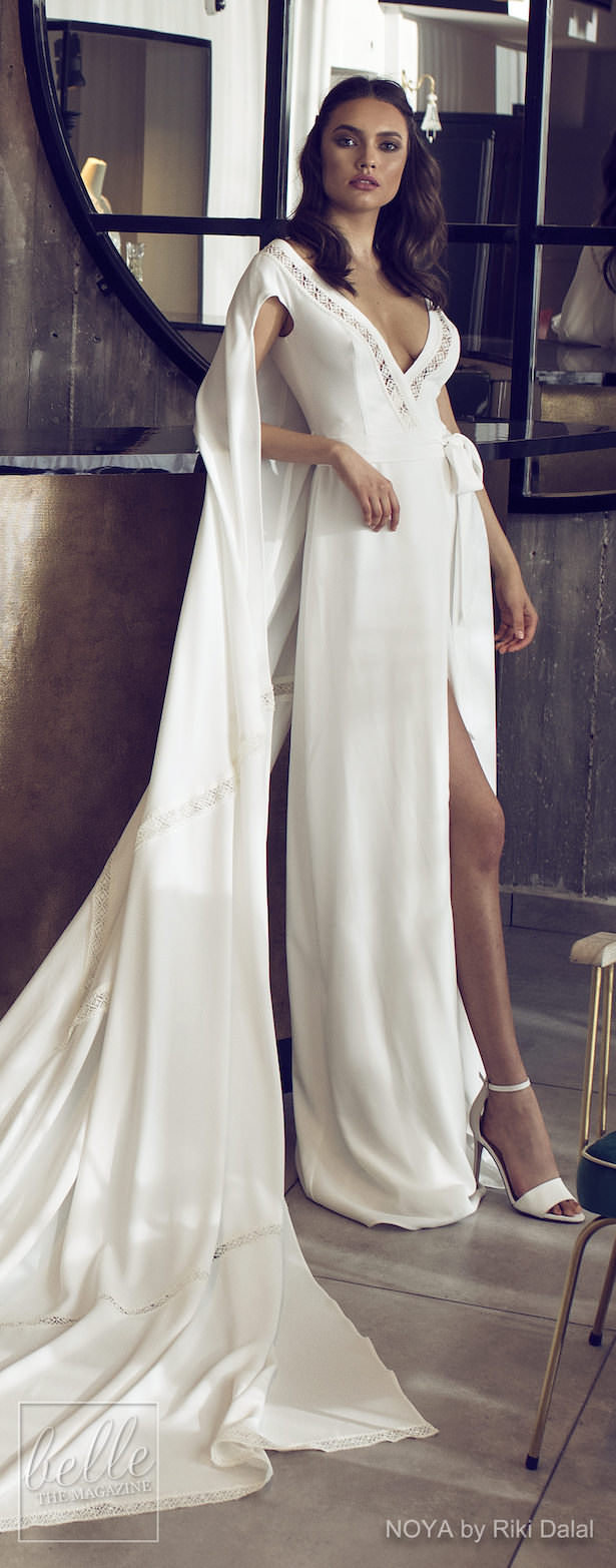 NOYA By Riki Dalal Wedding Dress Spring 2019 : Forever Bridal Collection - SUSANNAH