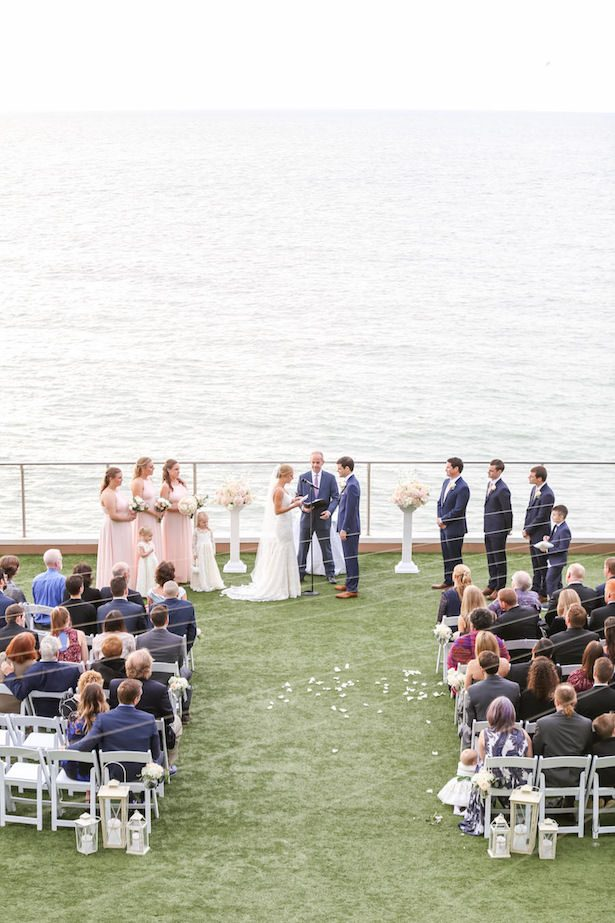 Romantic Beach Wedding Ceremony - Lifelong Photography Studio