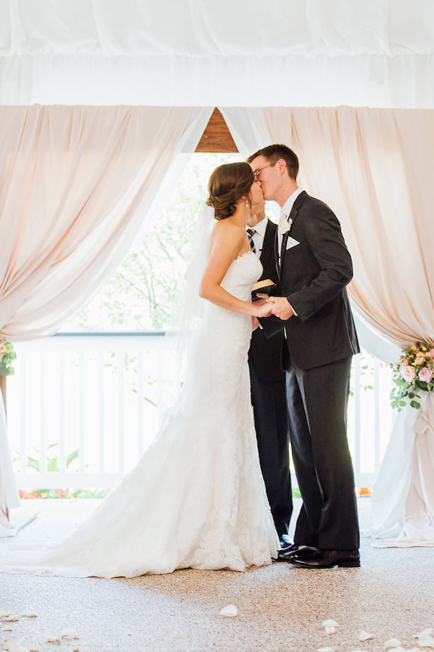 Romantic Wedding photo - Rachel Figueroa Photography