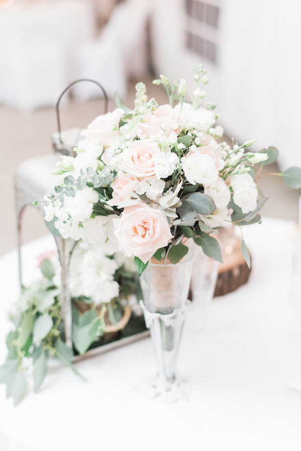 Rose Wedding Centerpiece - Juicebeats Photography
