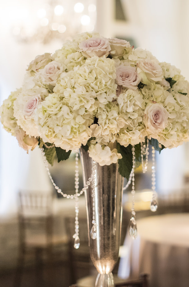 Tall wedding centerpiece - Aislinn Kate Photography