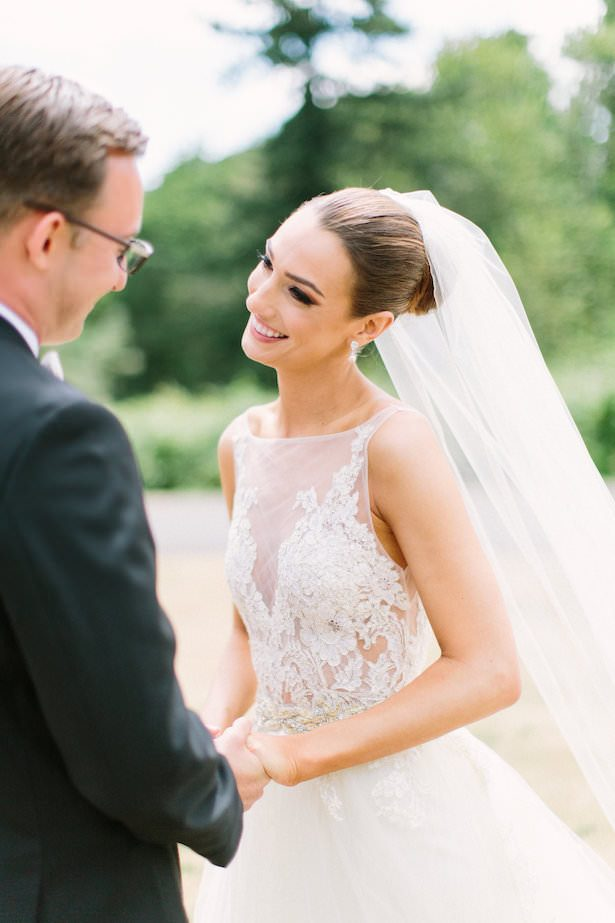 Tulle Wedding Dress and Veil -003. Bridal Bliss - Amanda K. Photography