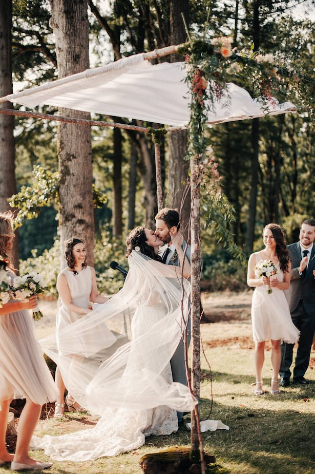 Tulle Wedding Veil -008. Bridal Bliss - Christy Cassano-Meyer Photography