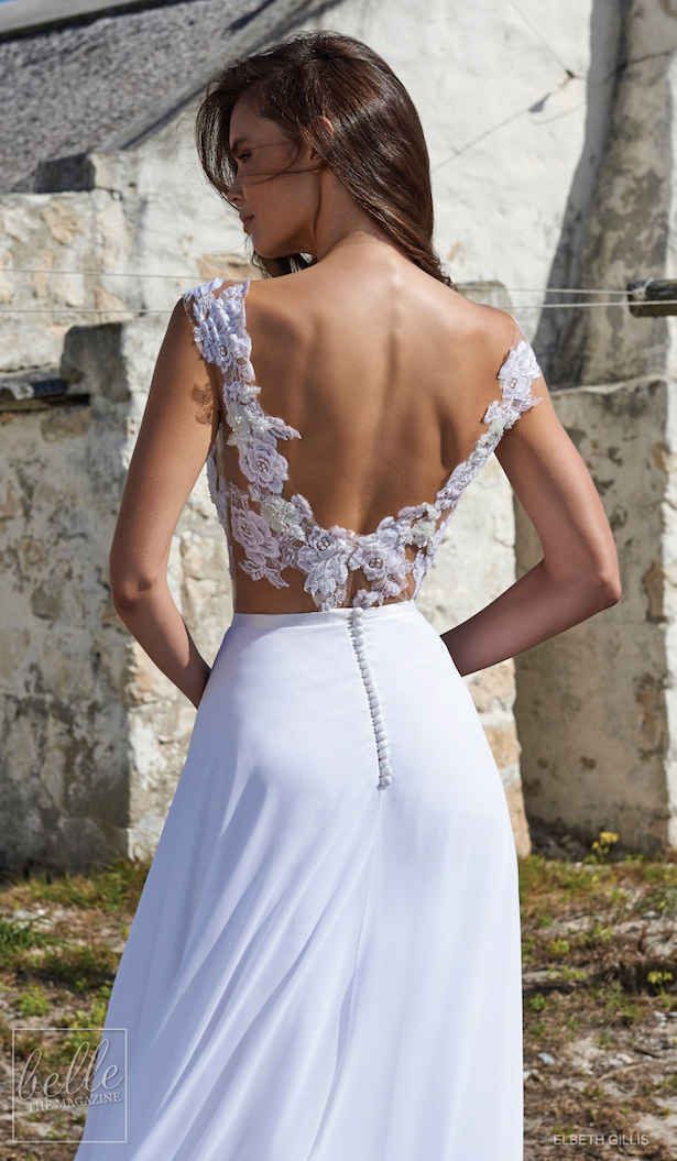Elbeth Gillis 2019 Wedding Dresses: Arniston Blue Bridal Collection