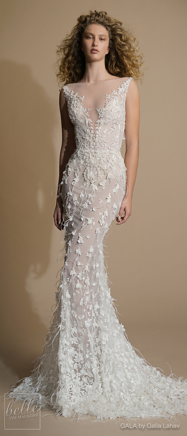 Wedding Dress by GALA by Galia Lahav Collection No. VI