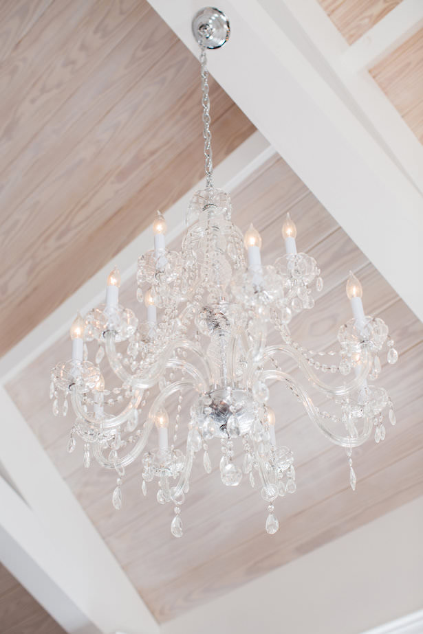 Wedding chandelier - Brooke Images