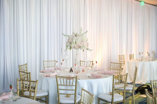 Wedding reception decoration - Lifelong Photography Studio