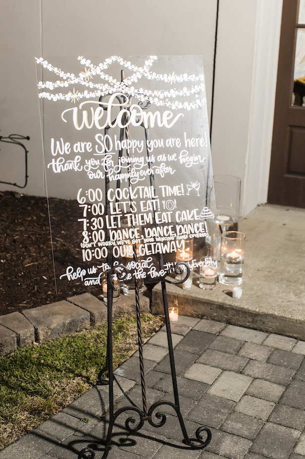 Wedding sign Ideas - Aislinn Kate Photography