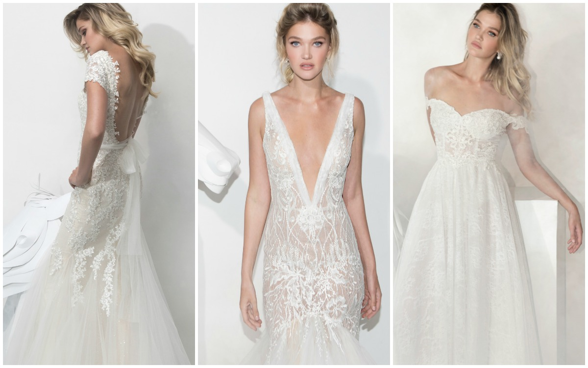 Wedding Dresses 2019 Ireland: Yaniv Persy Wedding Dresses Spring 2019 Bridal Collection