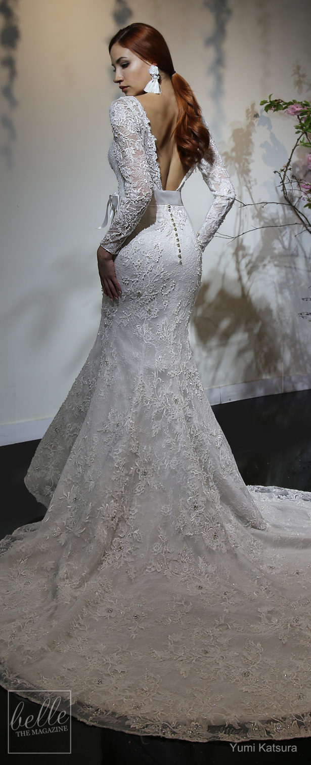 Yumi Katsura Wedding Dress Collection Spring 2019