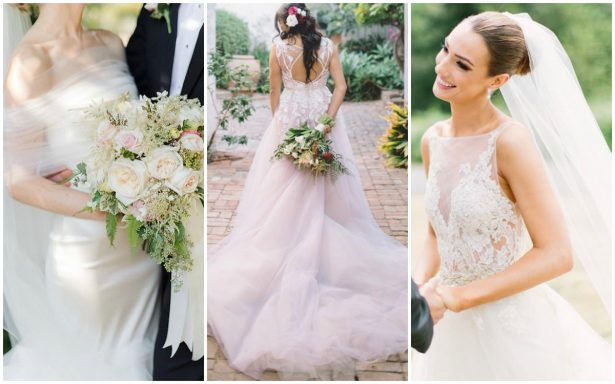 20 Ultra Romantic Tulle Wedding Ideas