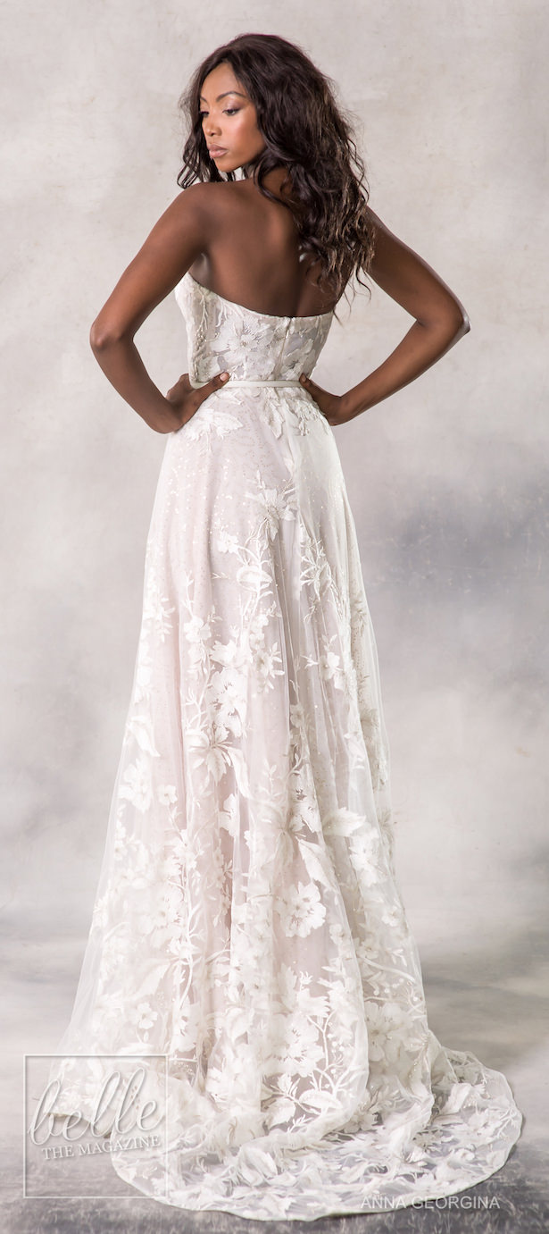 e0bff8b90ec9d ... Anna Georgina 2019 Wedding Dresses Casablanca Bridal Collection - Anina  ...