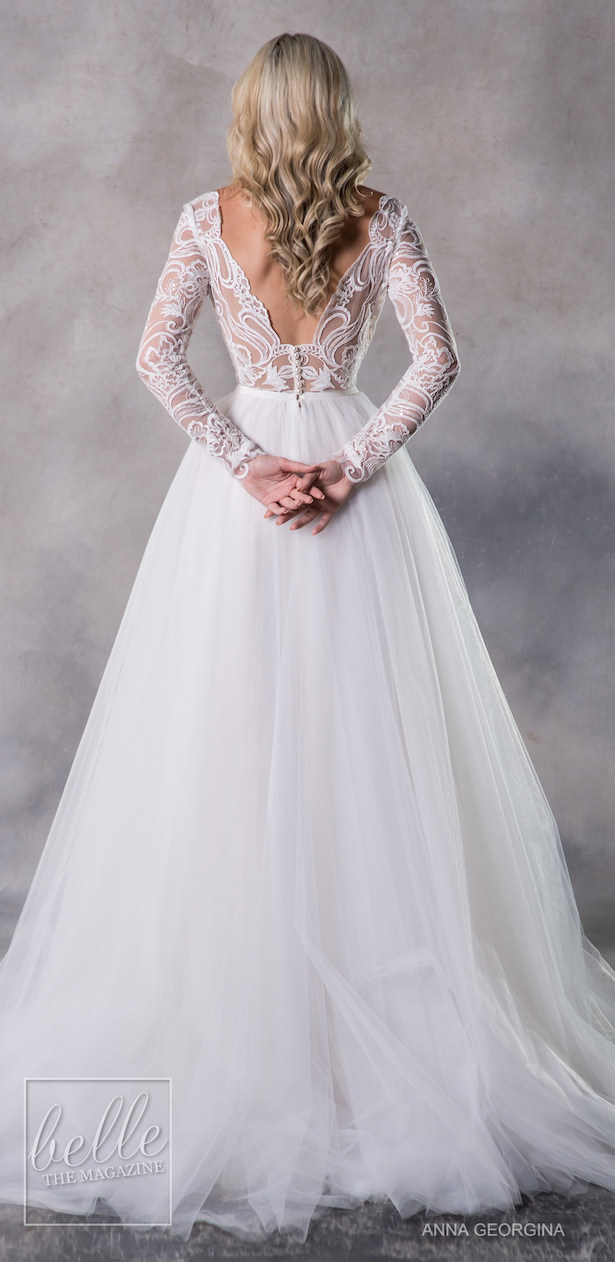 666f3a4ec373a ... Anna Georgina 2019 Wedding Dresses Casablanca Bridal Collection - Bella  top Emma skirt ...