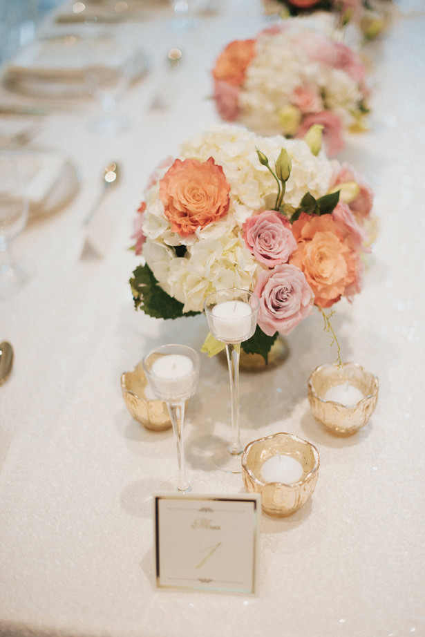 Glamorous Wedding Table Details - Photo: Pablo Díaz