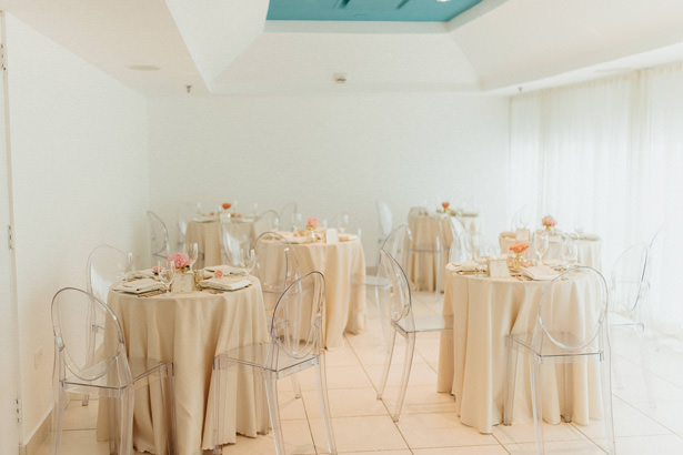 glamorous wedding reception details - Photo: Pablo Díaz