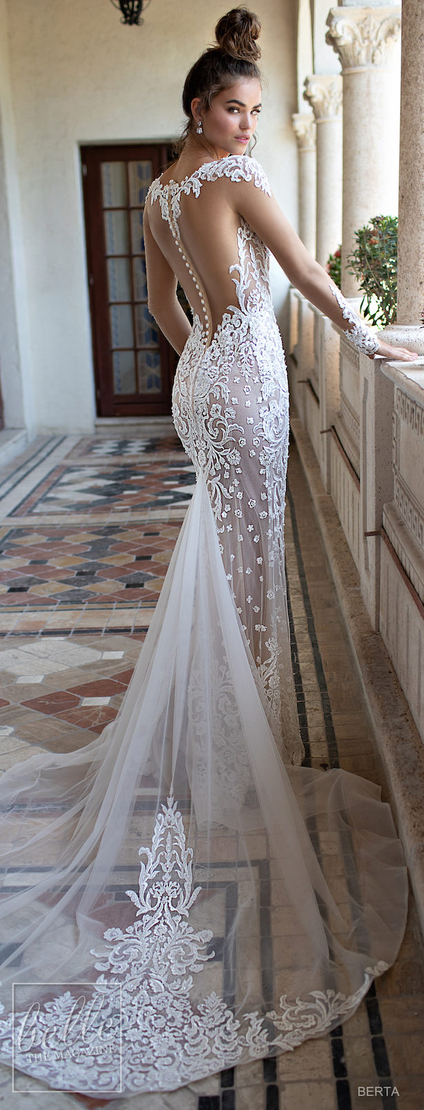 wedding dresses miami berta wedding dresses 2019 miami bridal collection 9370