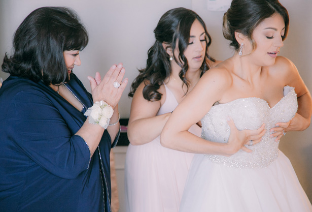 Bride Getting Ready Mother of the bride - Clane Gessel Photography