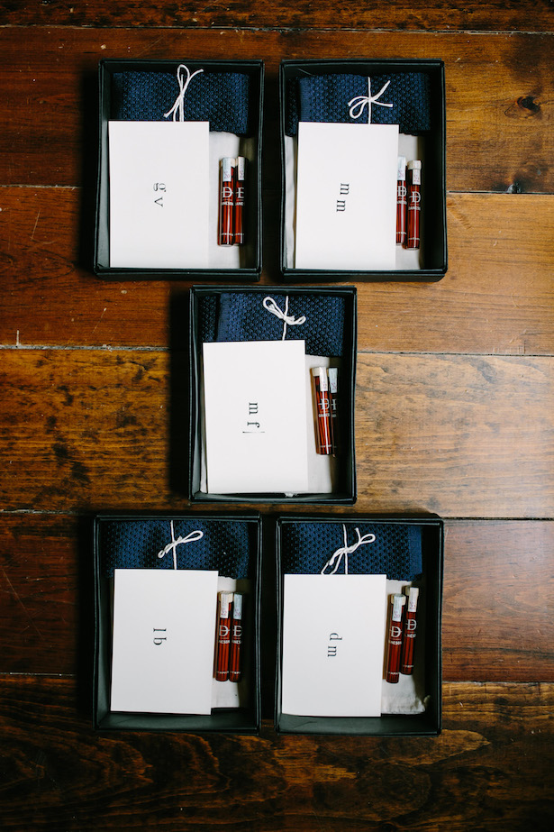 How to make Groomsmen Gift Boxes with Daneson