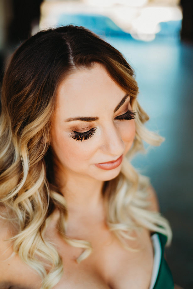 Engagement hair and makeup - Photography: Dewitt for Love LL
