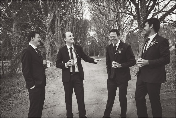 Groomsmen Suits - The Shank Tank