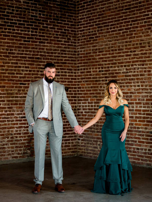 Industrial Engagement Photo - Photography: Dewitt for Love LL