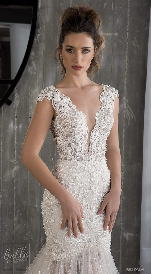 Riki Dalal Spring 2019 Glamour Bridal Collection