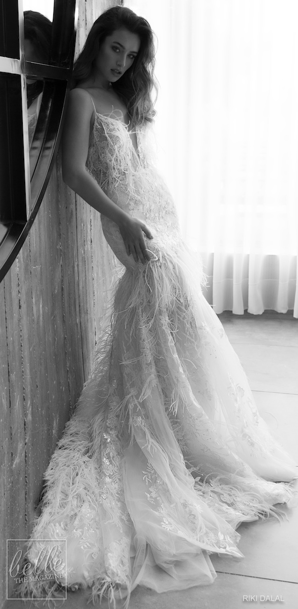 Riki Dalal Wedding Dresses Spring 2019 Glamour Bridal Collection