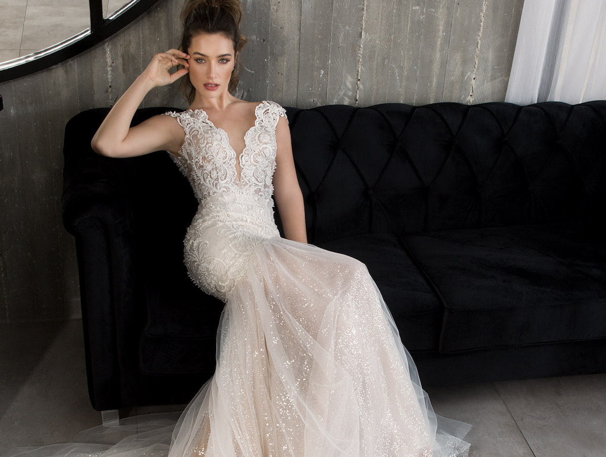 Riki Dalal Wedding Dresses Spring 2019 Glamour Bridal
